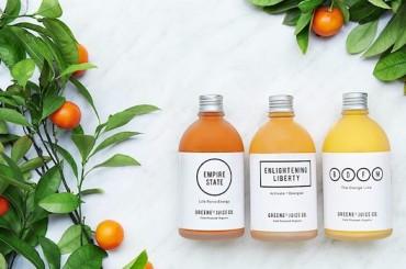 Greene Street Juice Co. Replenishing Now