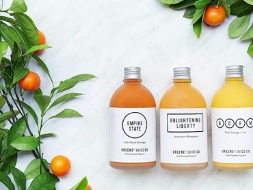 Greene Street Juice Co. Replenishing Now
