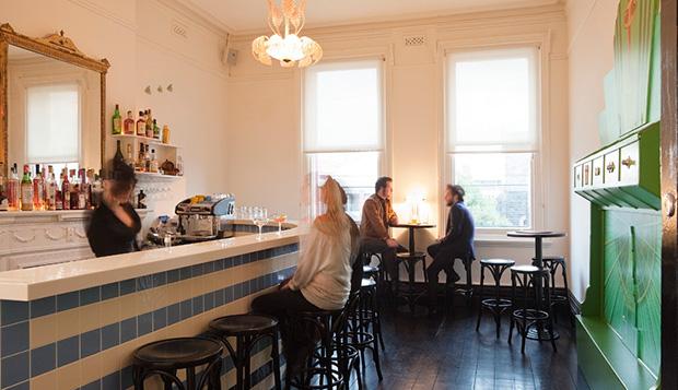 Amelia Shaw Bar