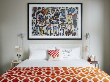 Art Meets Luxury Hotel at The Larwill Studio