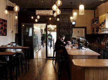 Carwyn Cellars Opens a Bar Out Back
