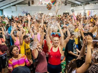 Wake Up and Dance at Morning Gloryville