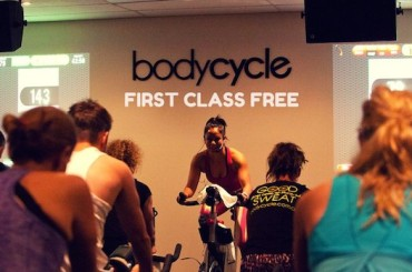 Body Cycle Working Our Buns for Summer