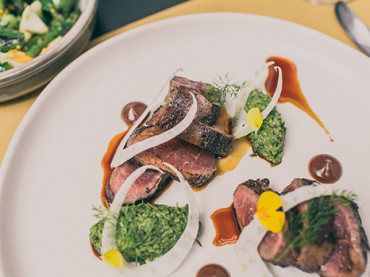 Ajo Fine Dining is Welcomed at Rozelle's Award Winning Pub
