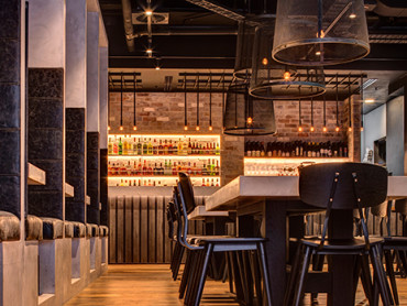 Bowery Lane Brings New York Dining to the City