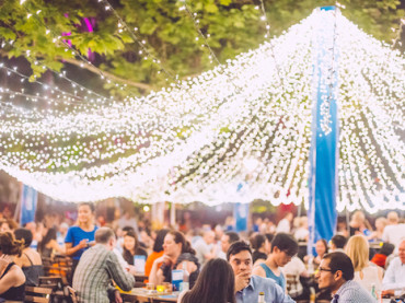 The Night Noodle Markets Are Back!