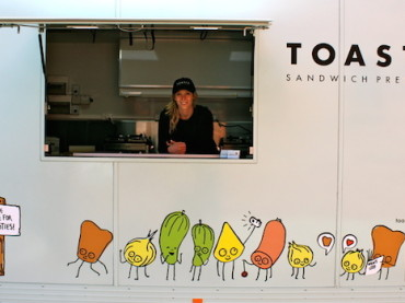 Toasties by Toasta on the Move