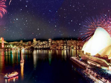 Where to Spend New Year's Eve in Sydney