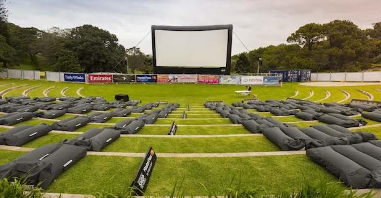 Sydney's Summer Open Air Cinema Guide