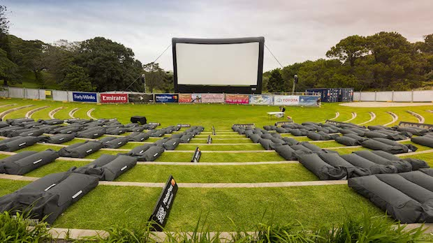 Moonlight Cinema in Centennial Park