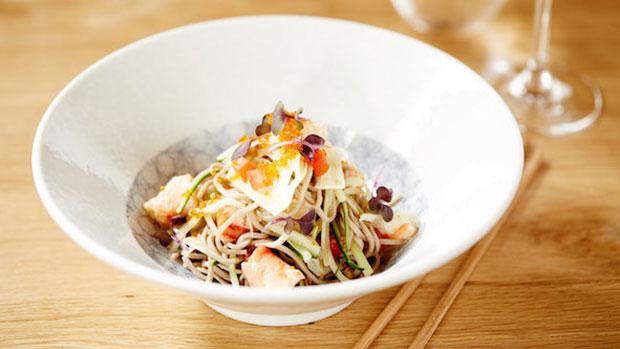 Tokonoma King-Crab-Salad