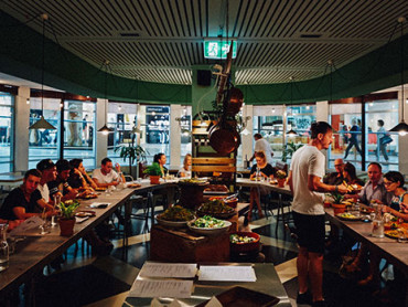 It Doesn't Get More Local than Bondi Harvest