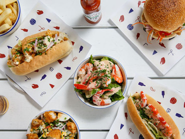 Burgers, Liquor and Lobster, Oh My