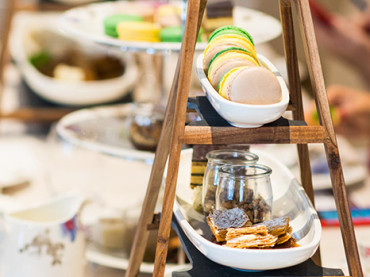 High Tea But Not as You Know It at Abode Bistro