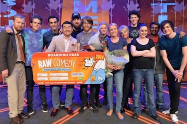 Laugh Out Loud at the Melbourne International Comedy Festival
