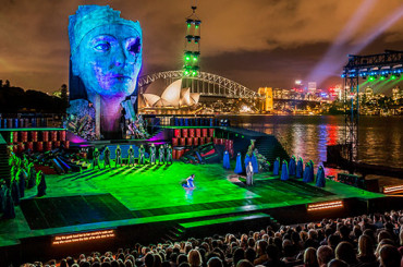 The Best Way to See the Opera is on Sydney's Harbour
