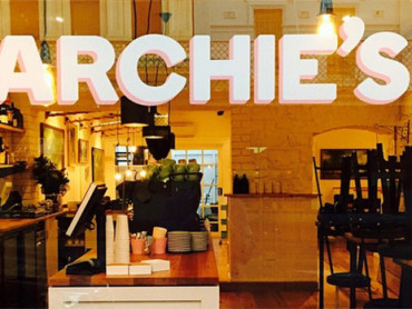 Let's Eat With Archie, All Day Long