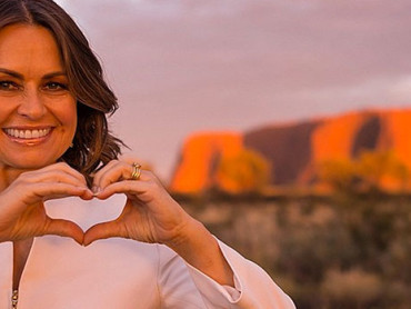 Lisa Wilkinson's Top 5 Things to Do in the Northern Territory's Red Centre