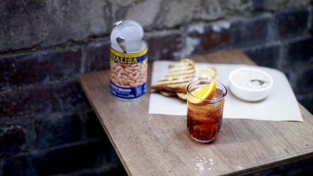 Bar Americano | Daily Addict Melbourne Cocktail Bar Guide