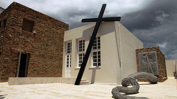 Costas Tsoclis Museum Tinos Island Best Kept Secret