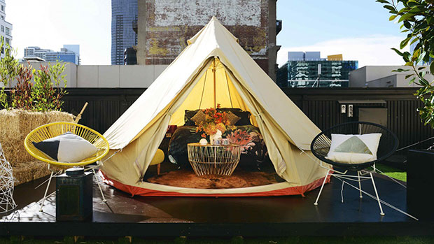 Melbourne-Central-Glamping-St-Jeromes-Hotel