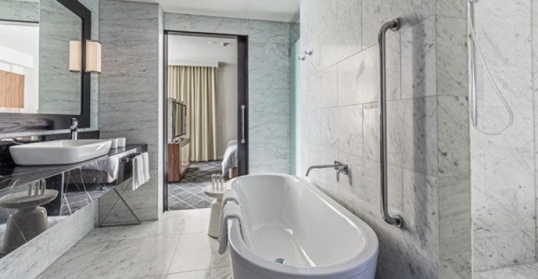 Luxury Has Arrived at the New Swissotel Signature Skyline Suites