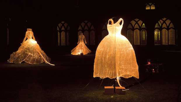 The Dresses by Tae Gon Kim. Image by DNSW