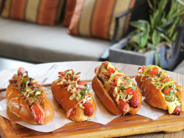 Sydney's Fourth of July American Food Guide