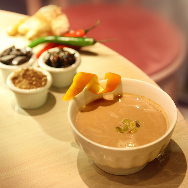 Warm up with The Tea Salon's Super Spiced Cacao