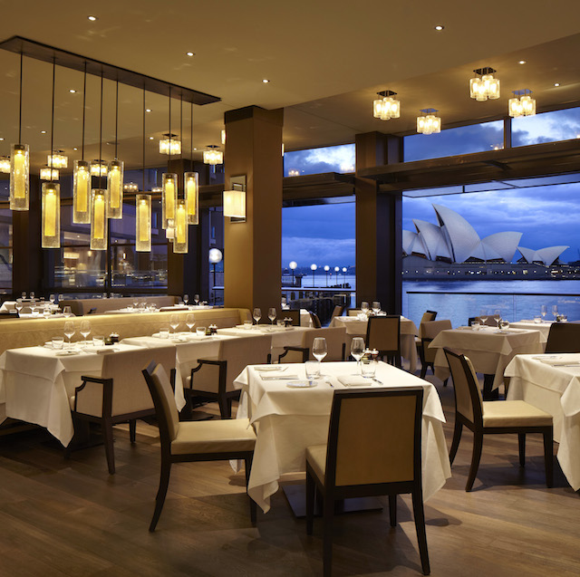 Spend an evening at The Dining Room at the Park Hyatt