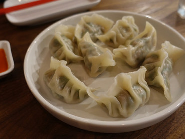 Warming Up in Winter at Chinaman Dumpling