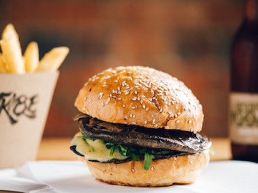 Burgers & Boozy Ice Cream at St Kilda Burger Bar