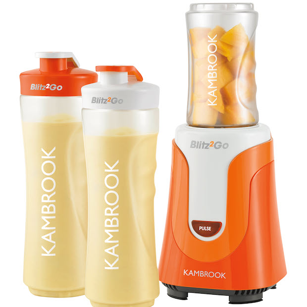 Dad won't go hungry again with the Kambrook Blitz2Go Personal Blender