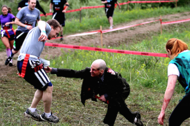 Run For Your Life and Gore Up for Australia's first Zombie Run