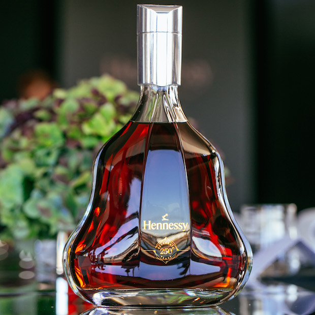 Get it quick. Hennessy's  250th Anniversary Collector Blend