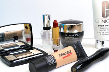 Spring Cleaning Your Beauty Products