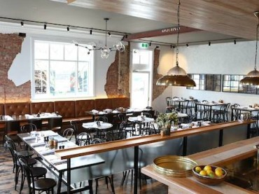Prohibition Food and Wine Breaks a Dry Spell