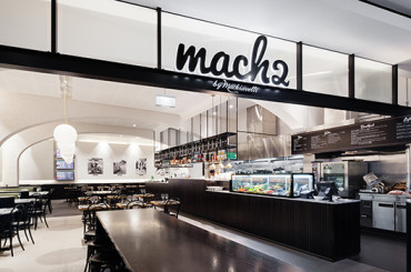Mach2 by Machiavelli is Taking Airport Dining to Another Level