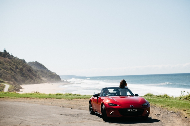 Mazda MX-5 Travel Weekend