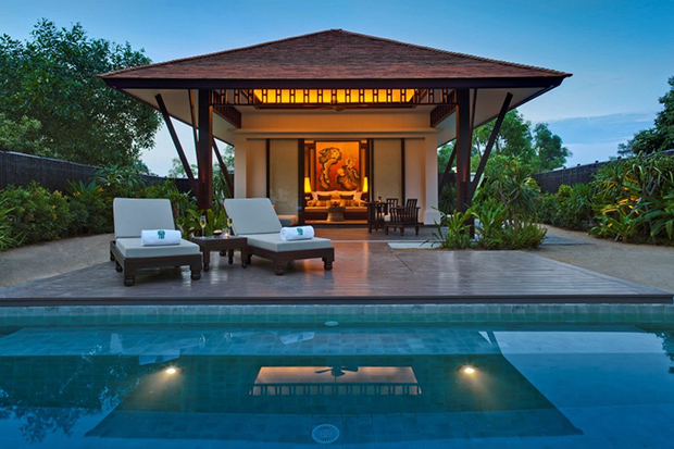 Banyan Tree Vietnam Lagoon Pool Villa