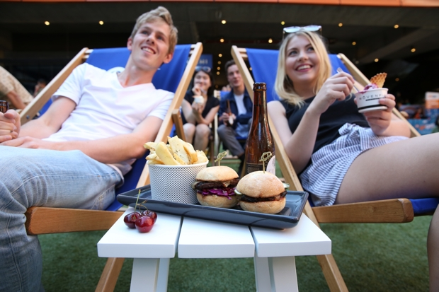 QV Outdoor Cinema