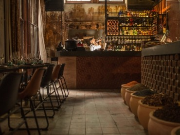 Indu Dining – Glamorous basement dining with a social conscience
