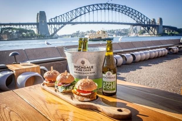 Opera Bar Sydney Rochdale Cider