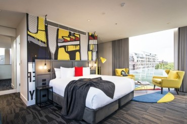 Crash with Style at Sydney's newest Instagram Hotel Ovolo 1888 Darling Harbour