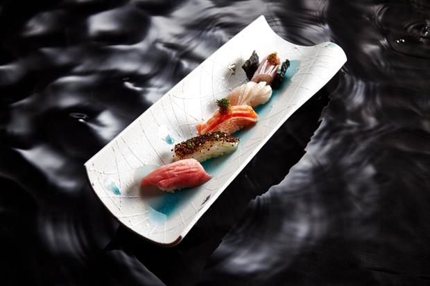 Sokyo restaurant MIxed Sushi
