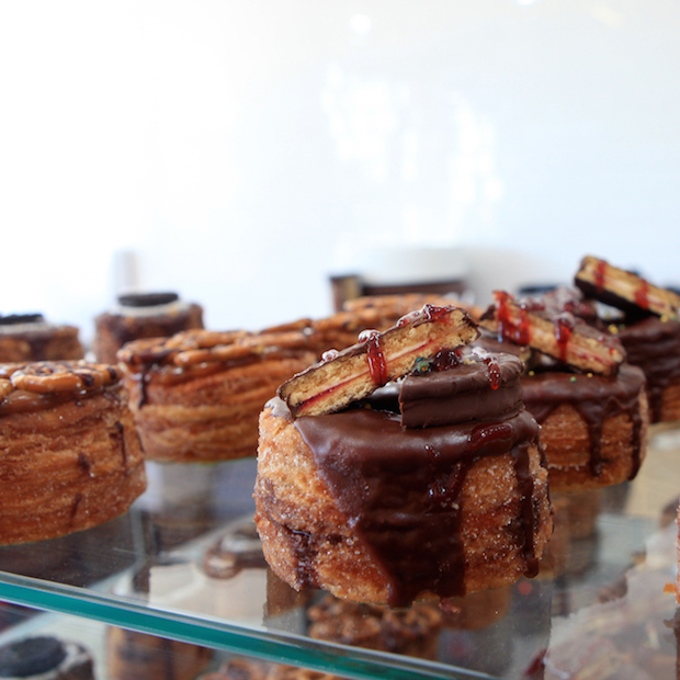 The Tella Balls Dessert Bar_Wagon Wheel Cronut