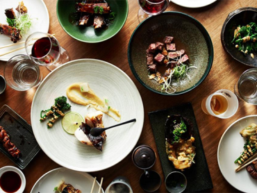 TOKO-riffic, Divine cocktails and superb sushi