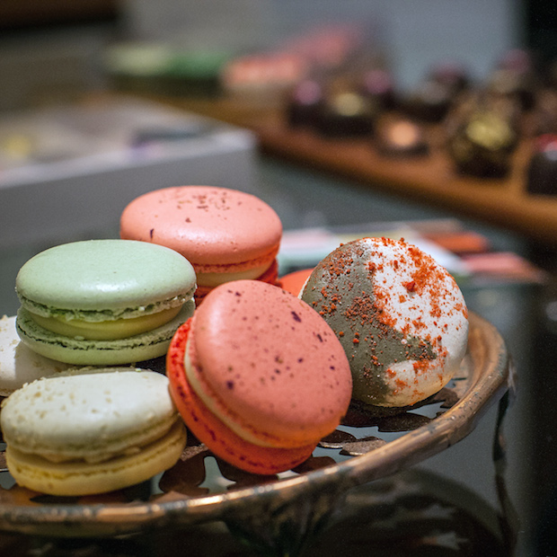 Finally MakMak macarons come to the CBD