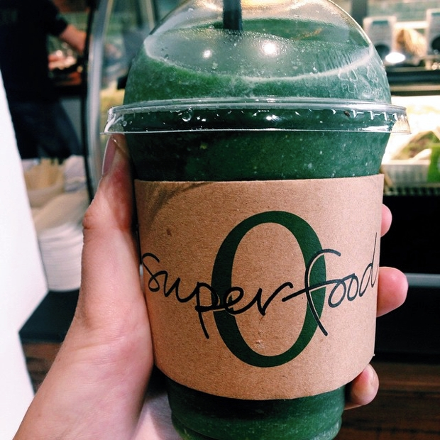 O Superfood - The Hulk smoothie