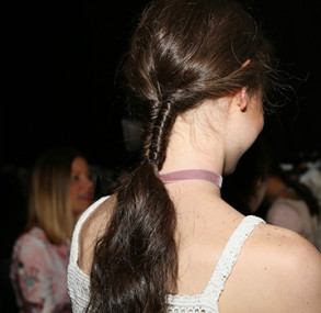 Hair You Want to Wear from MBFWA